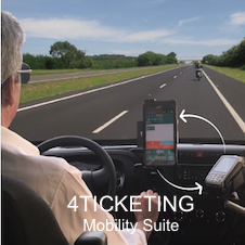 4TICKETING Mobility Suite